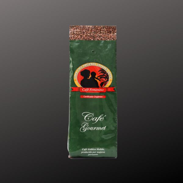 cafe femenino