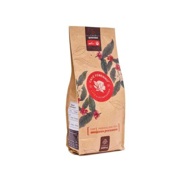 cafe femenino gourmet 500 gr proassa