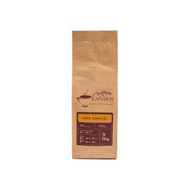 Café Kañaris – Tostado molido, 1/4 Kg