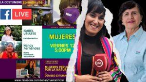 Café Femenino: Entrevista de La Costumbre de Sonaly Tuesta
