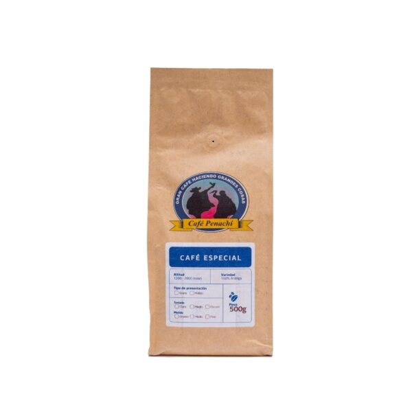 cafés especiales proassa penachi 500 gr